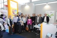 Representatives of UNITE project working team participated to Techtextil exhibition